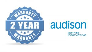 Audison car Audio 2 Year Warranty - TTW