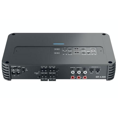 Audison SR 4.500 4 Channel High Power Compact Speaker Amplifier