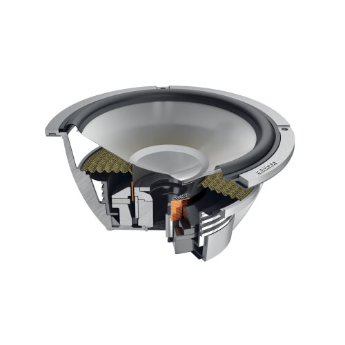 """Audison Thesis TH 6.5 II SAX 6.5"""" 17cm Car Midbass Door Woofer Speakers 150w RMS"""