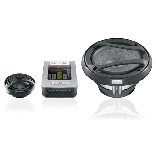 "Audison Voce AV K6 6.5"" 16.5cm 2 Way Car Component Speaker System 125w RMS Pair"