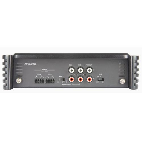 Audison Voce AV Quattro Power Amplifier