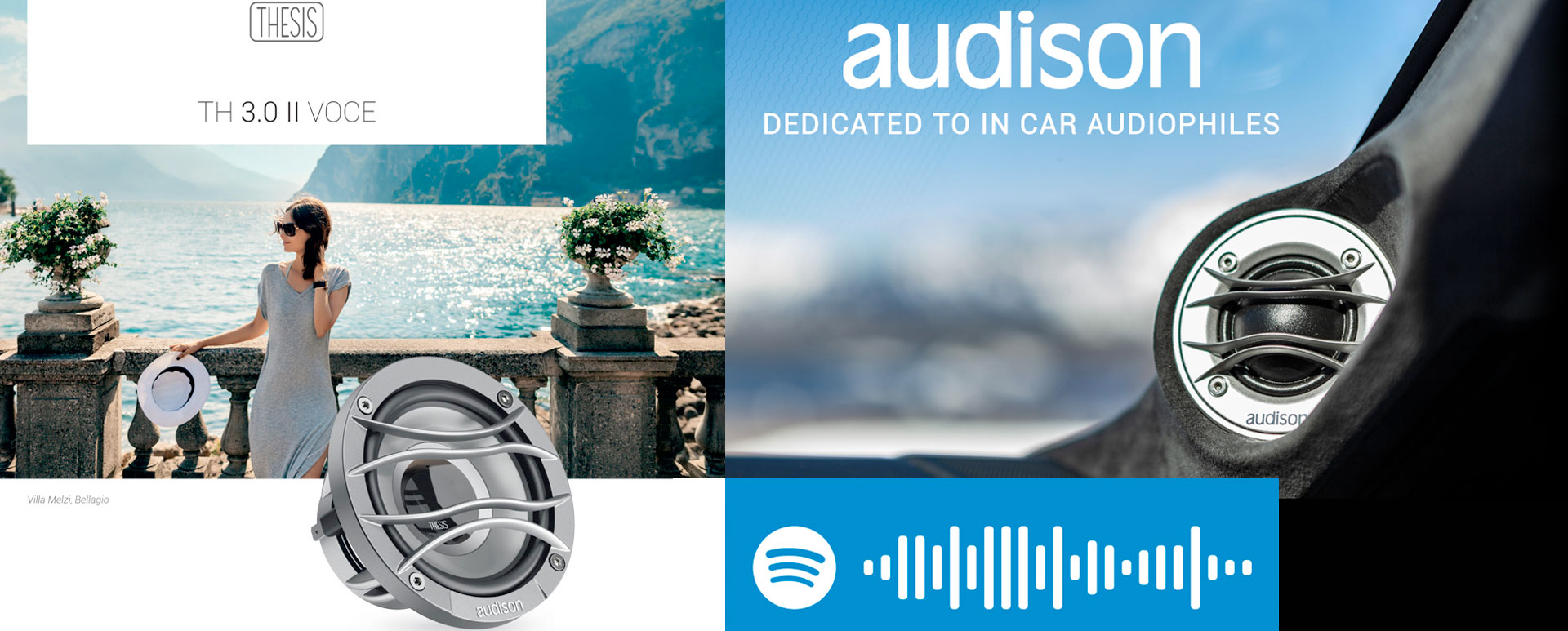 Car Audio At Its Best - Audison Range