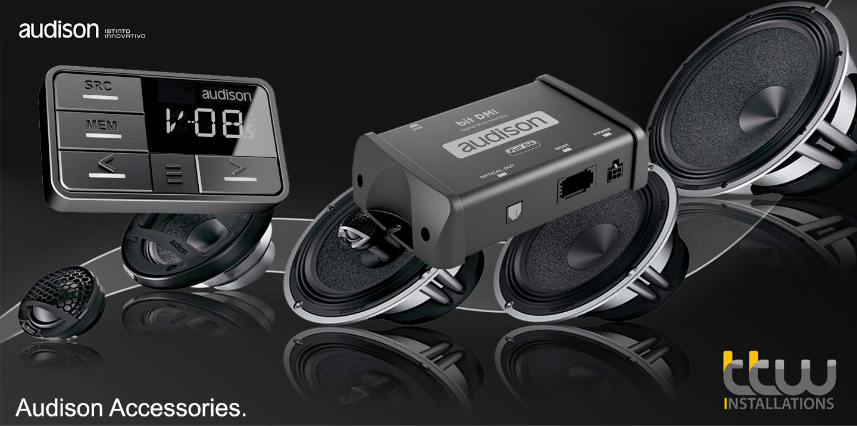 Audison car Audio Accessories