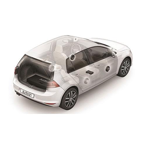 Audison VW Car Audio Upgrades