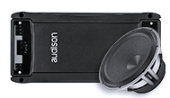 Audison VOCE Car Audio Range - TTW
